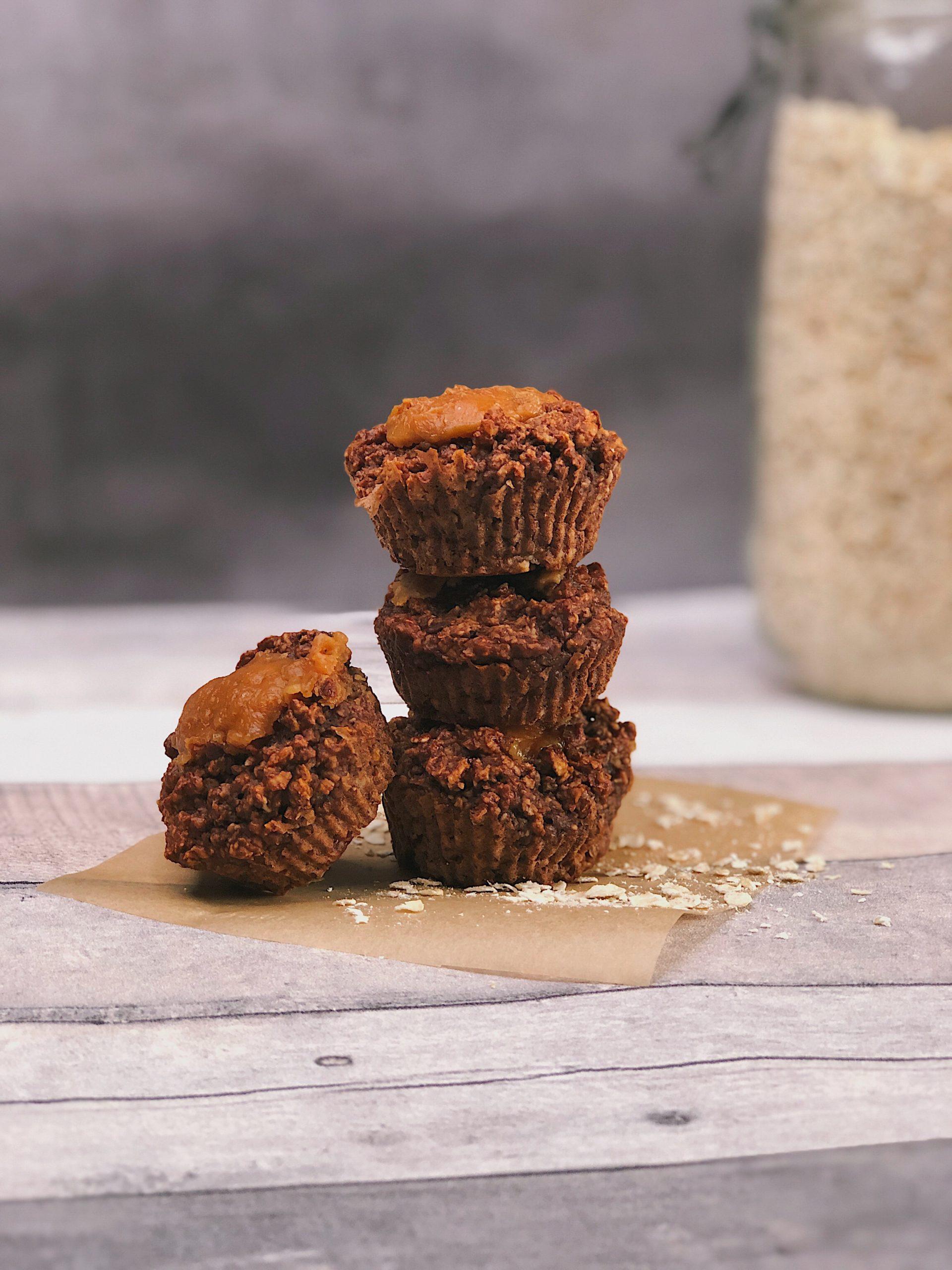 Muffins beurre de cacahuètes - Marion LASSAGNE