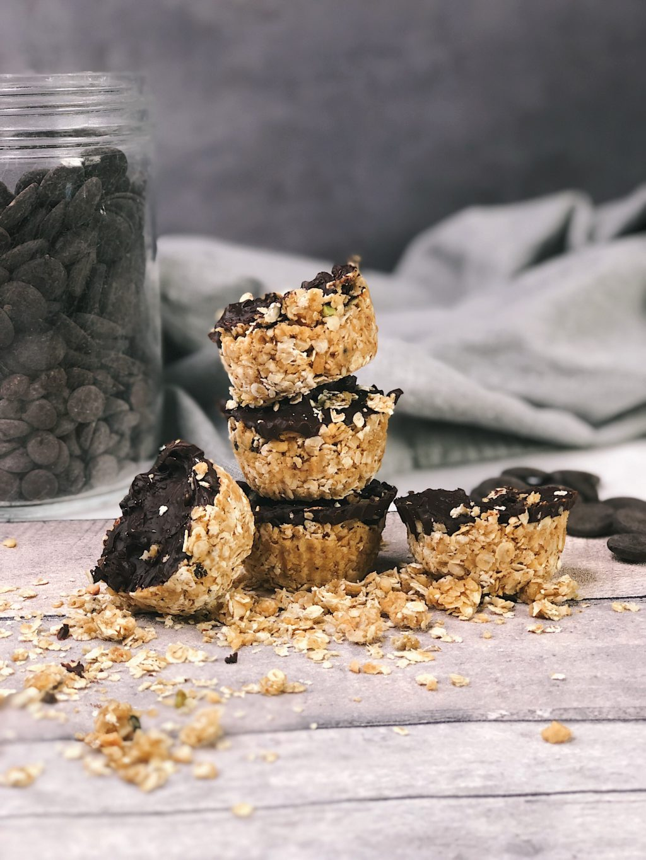 Granola-muffins - Marion LASSAGNE